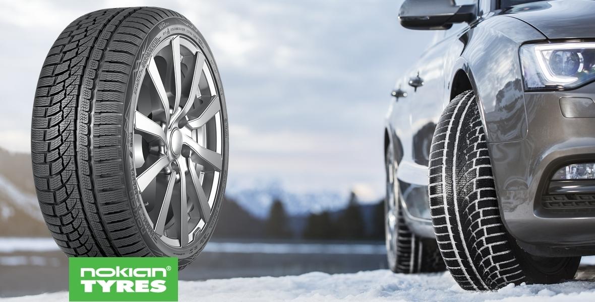 nokian tyres erweitert sein angebot an winterreifen. Black Bedroom Furniture Sets. Home Design Ideas